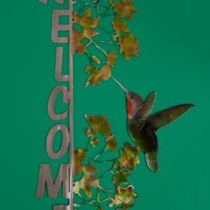 Hummingbird Welcome