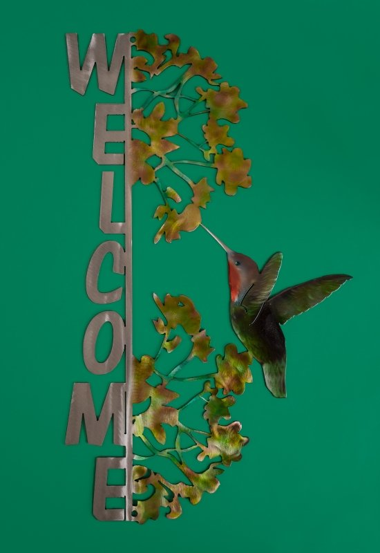 Hummingbird Welcome